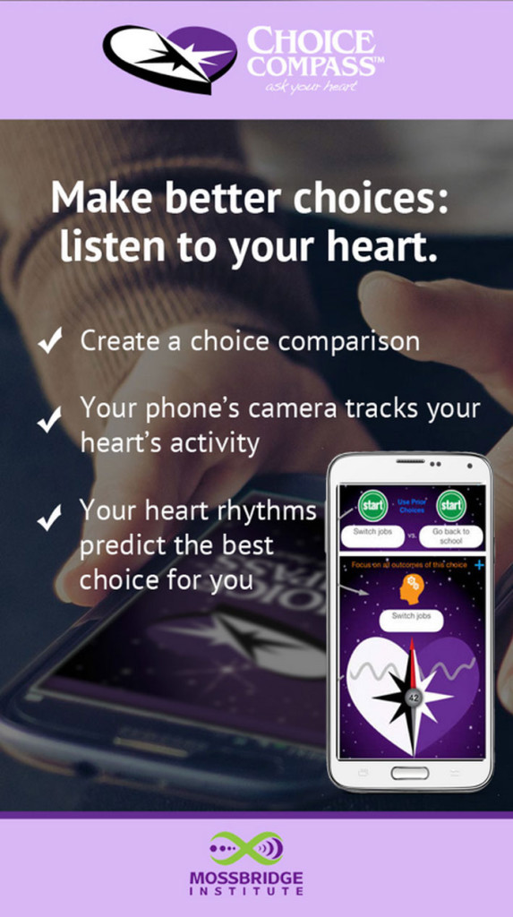Choice Compass Android Decision Making App